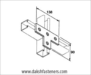mending plates - channel bracketry manufacturers exporters india