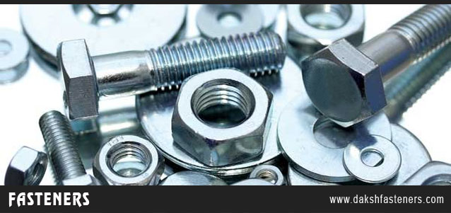 precision fasteners - hex nuts bolts washers  manufacturers exporters india
