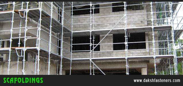 scaffoldings - steel couplers manufacturers exporters india