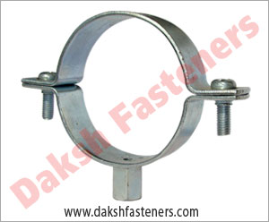 pipe clamps - strut clamps  manufacturers exporters india